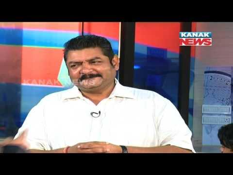 Manoranjan Mishra Live Tathagata s Alleges BJP Of Trying To Split BJD
