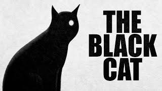 """The Black Cat"" Edgar Allan Poe classic horror audio book ― Chilling Tales for Dark Nights"