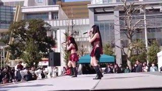 WA-Side「PEACE LOVE」 2016年3月26日 錦糸公園
