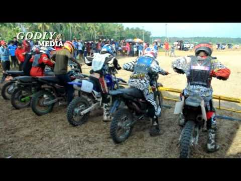 6th All India Dirt Bike Race Challenge Godly Media Aloor