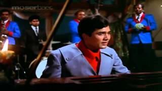 Pyar Deewana Hota Hai HD With Lyrics - Rajesh Khanna & Asha Parekh