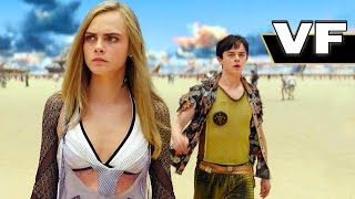 VALERIAN - NOUVELLE Bande Annonce VF (Luc Besson - Film 2017)