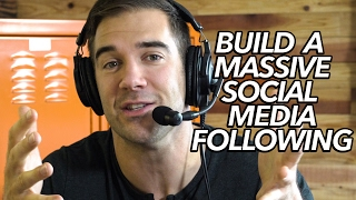 How to Build a Massive Social Media Following with Lewis Howes