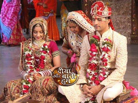 Diya Aur Baati Hum 25th February 2015 Full Episode   Suraj and Sandhya Consummate Their Marriage