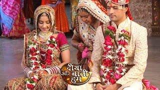 Diya Aur Baati Hum 25th February 2015 Full Episode | Suraj and Sandhya Consummate Their Marriage