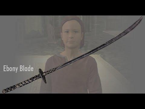 Xxx Mp4 Skyrim Ebony Blade E Bug Para Mestra La 3gp Sex