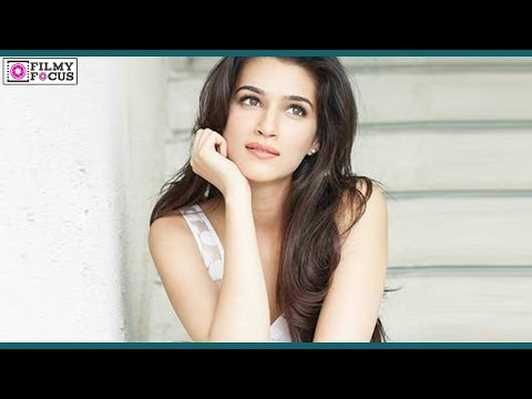 OMG! Kriti Sanon Is Majorly Crushing Over This Superstar - Bollywood Focus