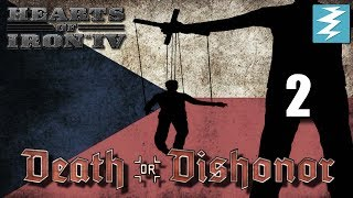 CZECHMATE [2] Death or Dishonor - Hearts of Iron IV HOI4 Paradox Interactive