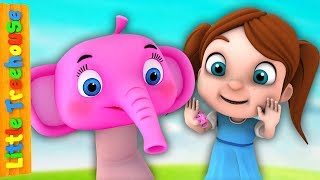 Where is Thumbkin | Nursery Rhymes for Kids by Little Treehouse