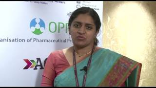 OPPI Fifth Access Summit - Dr. Sharmila Joseph