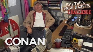 Bill Tull's Prop Master Challenge: Episode I  - CONAN on TBS