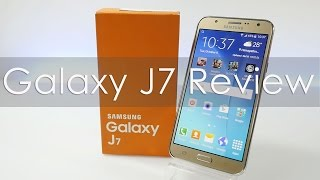 Samsung Galaxy J7 Review with Pros & Cons