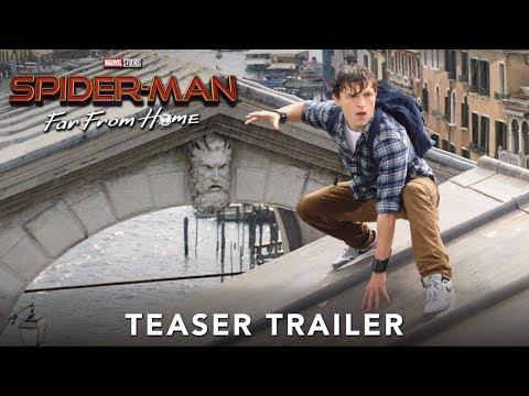 Xxx Mp4 SPIDER MAN FAR FROM HOME Official Teaser Trailer 3gp Sex
