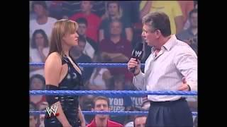 Brock Lesnar Vs Stephanie McMahon HD WWF