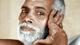 ॐ Be Still , I Am ॐ Satsang with Ramana Maharshi