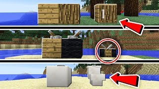 5 SECRET THINGS You Can Make in Minecraft!
