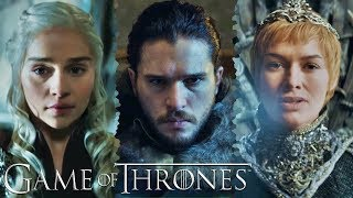 The Fall of King's Landing & The Iron Throne! - Game of Thrones Season 8 (End Game Theory)