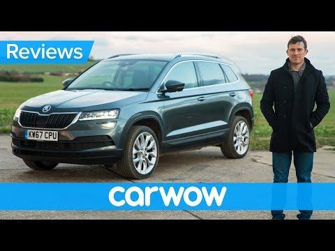 Skoda Karoq SUV 2018 in-depth review | Mat Watson Reviews