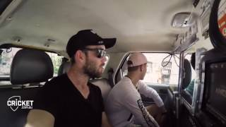 Maxi and Zampa's New York taxicab confession
