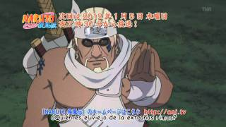 Avance Naruto Shippuden 243 Sub Español HD