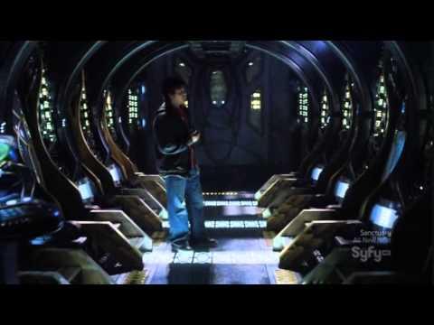 Stargate Universe Final Ending Scene