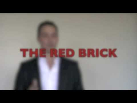 World's Greatest Salesperson - The Magic of A Red Brick