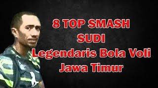 8 Top Smash Sudi Legendaris Pemain Bola Voli Jawa Timur