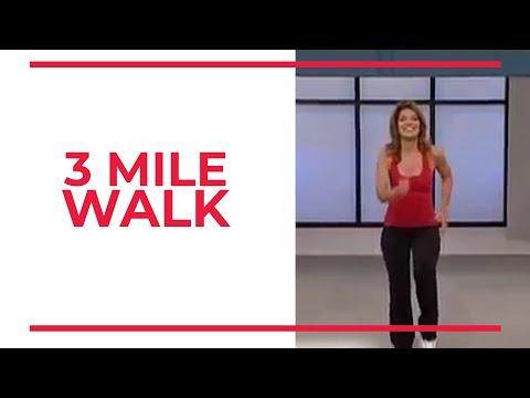 START Walking at Home American Heart Association 3 Mile Walk