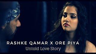 Rashke Qamar x Ore Piya | Rahat Sahab | Mashup | Vocals: Krishant Agarwal | Feat. Palak Gangale
