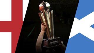 [1080p] Darts World Cup 2015: England vs Scotland | Finals | German