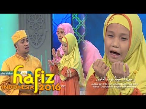 Semua Menangis Mendengar Doa Masyita [Hafiz] [6 Juni 2016]