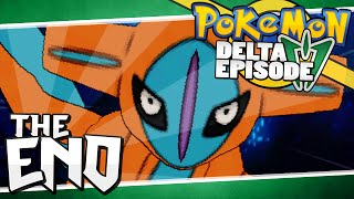 Pokémon Delta Episode - Finale | Legendary Deoxys! [Omega Ruby and Alpha Sapphire]