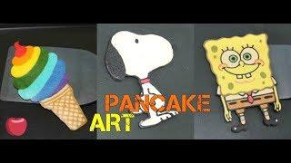 Pancake Art Compilation