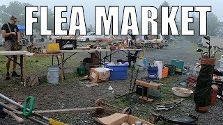 Buying Treasure at the Flea Market - Thinking Outside The Box