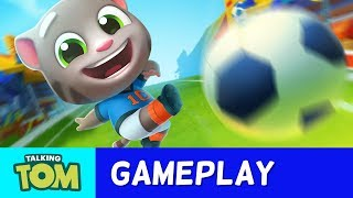 Football Mania with Talking Tom and Friends (NEW GAME UPDATES)