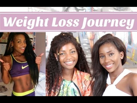 HOW TO LOSE 50LBS - WEIGHT LOSS & BODY CONFIDENCE feat. SCOLA DONDO #Femspiration | AdannaDavid