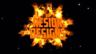 Resion Designs Intro [ENTRY] | ~FrozenFX
