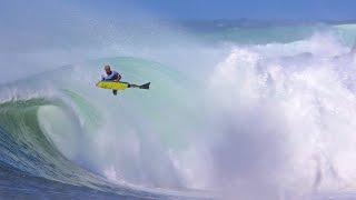 Bodyboarding Hawaii 4K