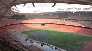Bird's Nest Tour (Beijing National Stadium, Beijing Olympic Park)
