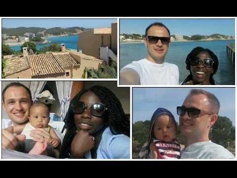 PALMA, BEACH & SUN - MALLORCA/SPAIN VLOG | AdannaDavid | AD