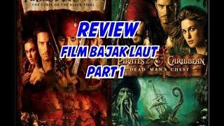 Review Film Bajak Laut Pirates of the Caribbean (Part 1)