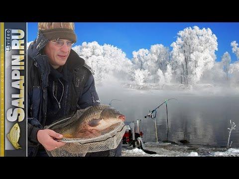 сезонная ловля леща