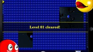 PacXon Full Gameplay Walkthrough