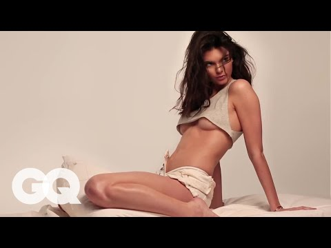 Kendall Jenner's Sexy GQ Shoot