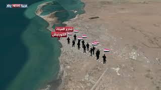 القوات اليمنية المشتركة تحبط محاولات تسلل للمتمردين بالحديدة