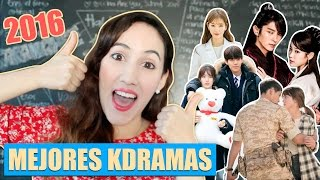 Mejores Dramas Coreanos 2016 | Hablemos de Doramas