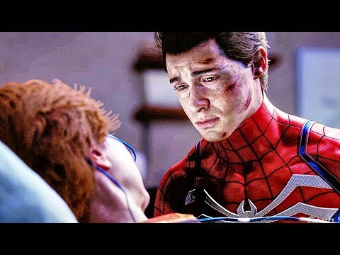 SPIDER MAN PS4 Ending All Endings (SPIDERMAN PS4)