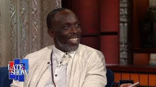 """Playing Omar On """"The Wire"""" Changed Michael K. Williams"""