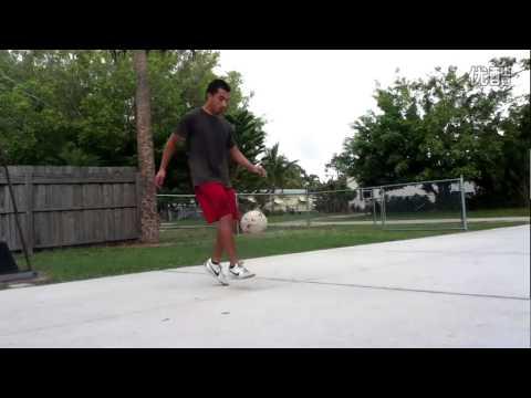 街头足球Youtube上名为