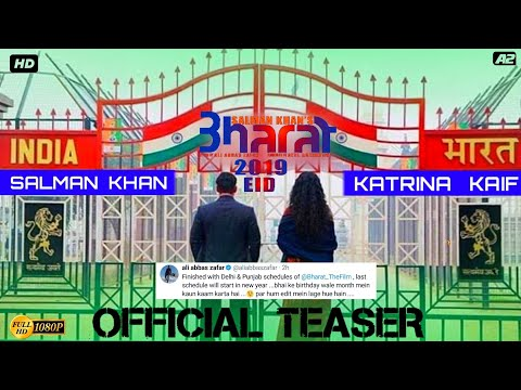 Xxx Mp4 Bharat Movie Official Teaser Out Of Birthday Salman Khan Bharat Movie Official Teaser Video 2018 3gp Sex